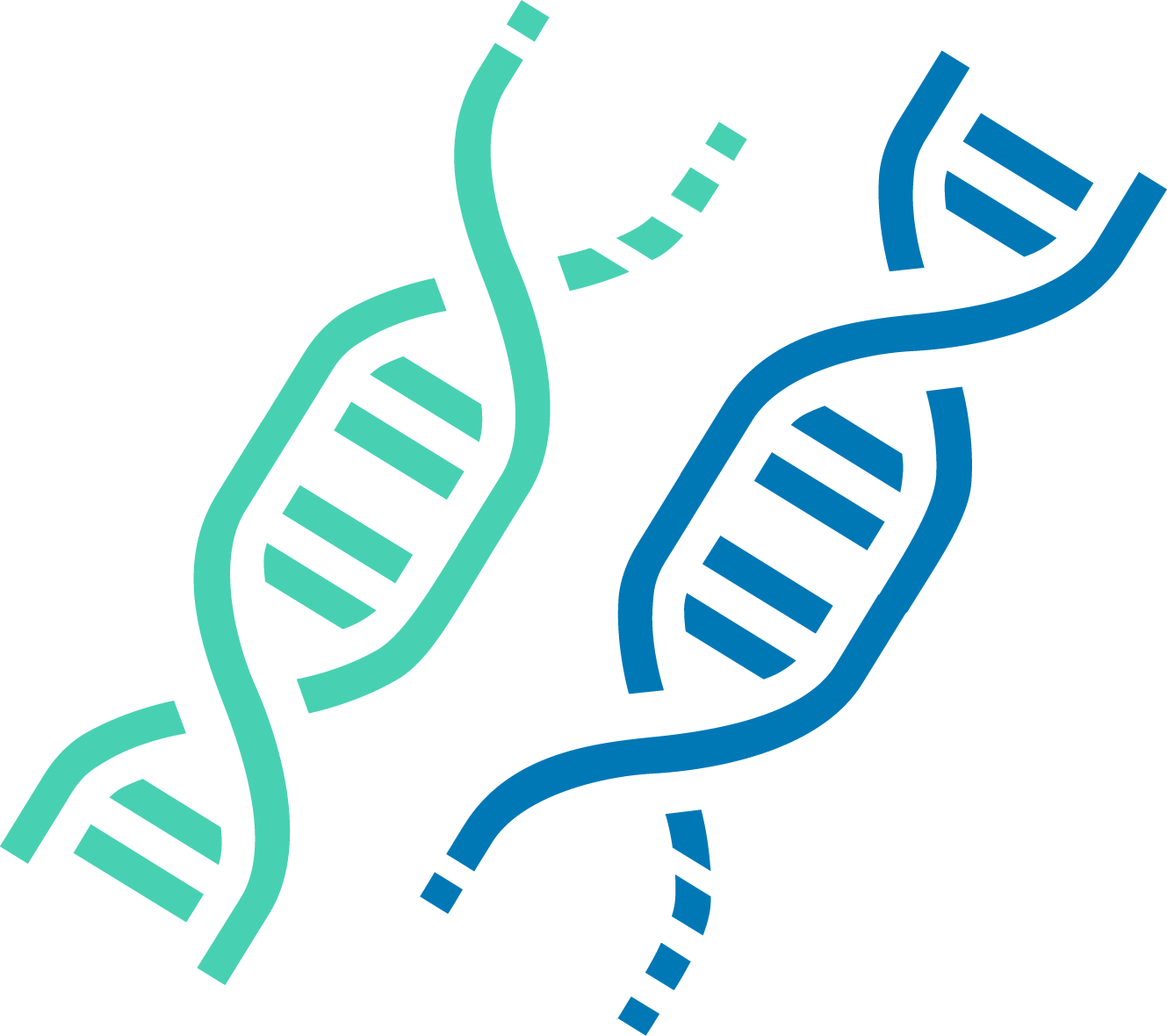 DNA design to synthesis icons