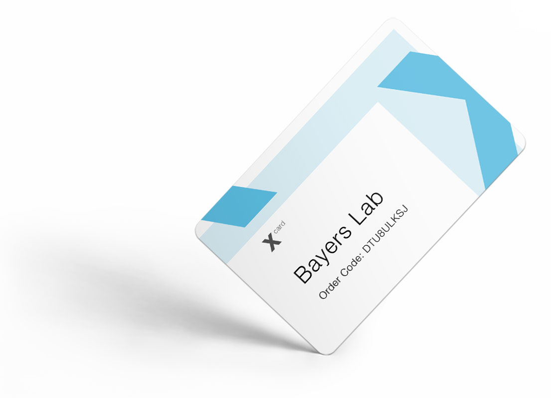 The Doulix X-card